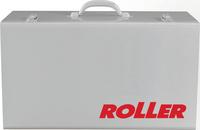 <br/>Stahlblechkasten RAL 9006